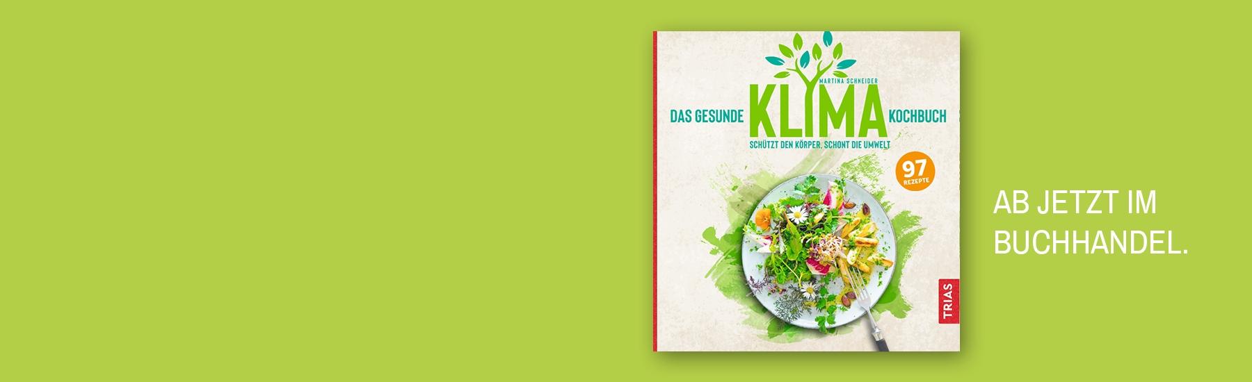 Das gesunde Klimakochbuch